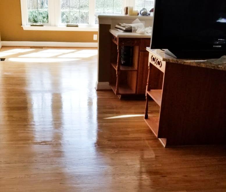 What Is Hardwood Floor Refinishing?